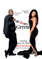Mr. & Mrs Green to be